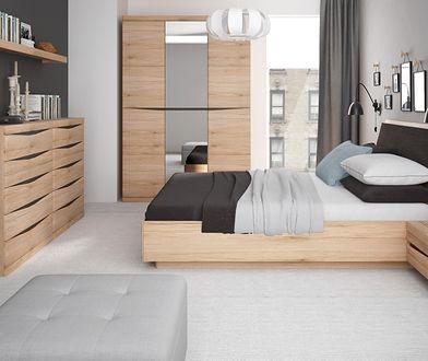Sypialnia mała, ale doskonała!