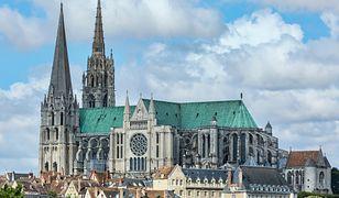 Francja. Największe tajemnice Katedry w Chartres