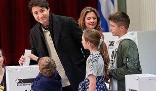 Justin Trudeau pozostanie premierem Kanady