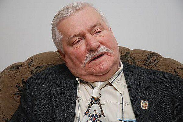 Lech Wałęsa o słowach o homoseksualistach: powiedziałem to specjalnie