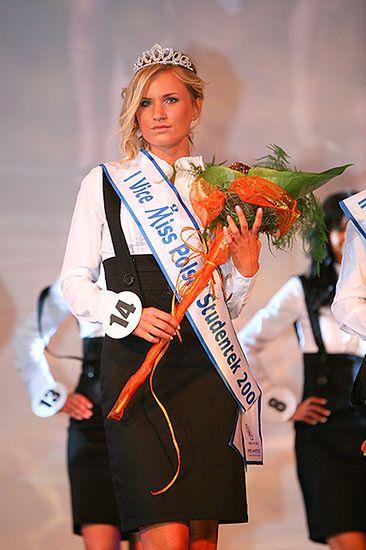 Finał konkursu Miss Polski Studentek 2009