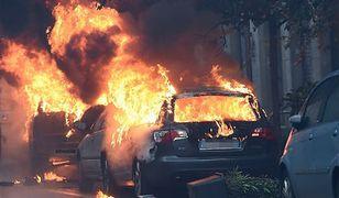 Gwałtowne zamieszki w Mediolanie