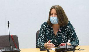Joanna Lichocka chce zaszczepienia dziennikarzy. Rozmawiała z szefem KPRM