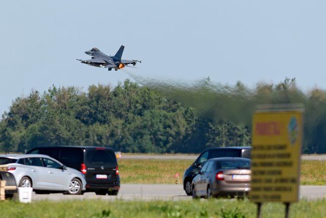 Koronawirus. Polska. Zakażeni żołnierze w bazie F-16