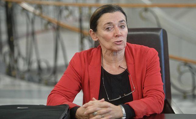 Prof. Alicja Chybicka kandydatką PO na prezydenta Wrocławia