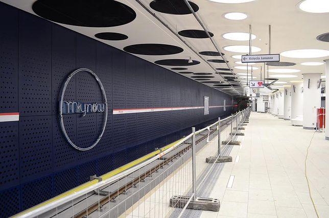 Tak będą wyglądały nowe stacje metra na Woli.