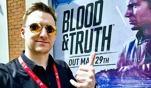"Premiera ""Blood and Truth"" na PS VR 28 maja"