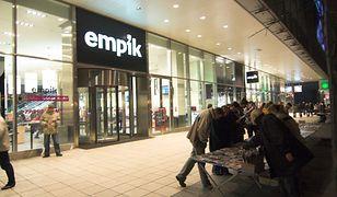 Platforma internetowa Empiku umacnia swoją pozycję w czołówce polskiego e-commerce