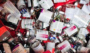 Bakterie coraz groźniejsze, stają się odporne na antybiotyki.