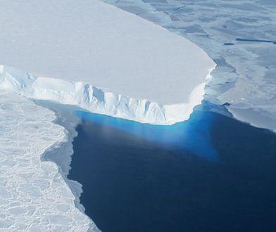 Góra lodowa jest trzykrotnie większa niż Warszawa
