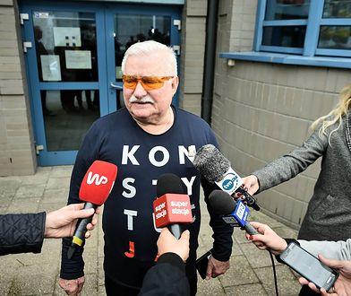 Lech Wałęsa udał się do USA wspólnie z prezydentem Andrzejem Dudą