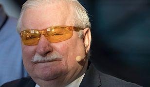 """Lech Wałęsa chce schudnąć. """"Każdy kilogram to dodatkowy problem"""""""
