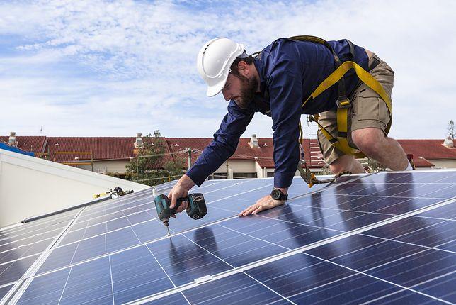 Panele słoneczne to coraz częstsze rozwiązanie w domach