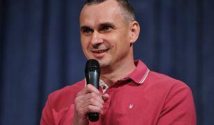 Ukraiński reżyser Oleg Secow odwiedzi Polskę.
