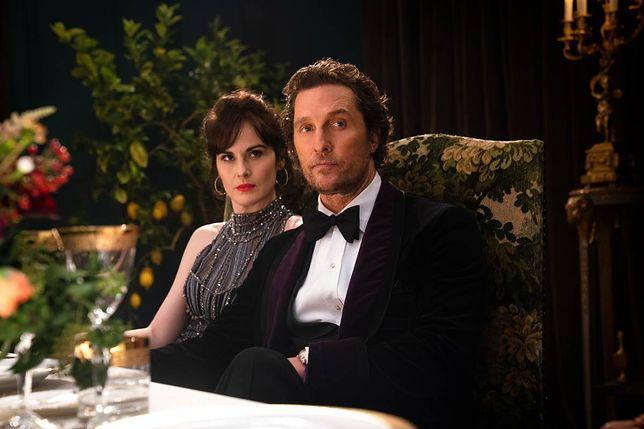 "Michelle Dockery i Matthew McConaughey to nie jedyne gwiazdy ""The Gentlemen"""