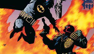 Batman/Sędzia Dredd – Wszystkie spotkania