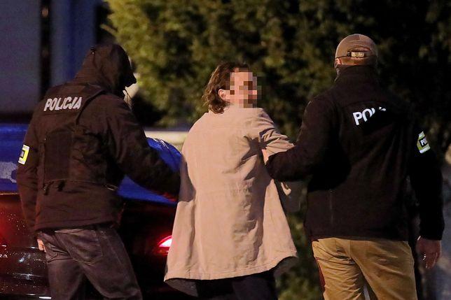 Ojciec dziewczynki usłyszał zarzuty w sobotę wieczorem w Prokuraturze Okręgowej w Białymstoku