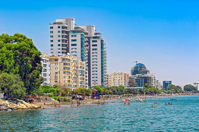 Limassol to drugie największe miasto na Cyprze. Sezon trwa tu przez cały rok