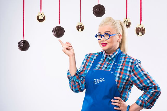 Joanna Profus, mistrzyni czekolady w Pracowni Rarytasów E.Wedel