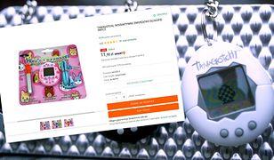W 2020 r. sprzedaż interaktywnych zabawek z lat 90. jest nadal wysoka.