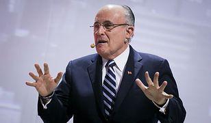 Rudolph Giuliani: Obama popełnił błąd porzucając pomysł tarczy antyrakietowej w Polsce