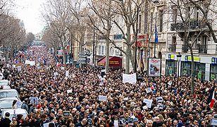 Manifestacje we Francji