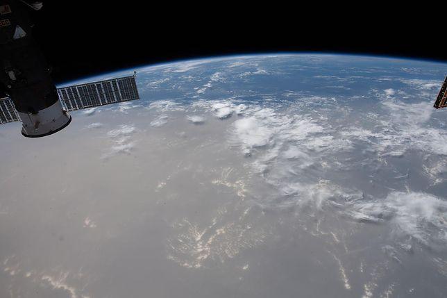 Zaćmienie słońca. NASA pokazała, jak wygląda zaćmienie słońca w kosmosie