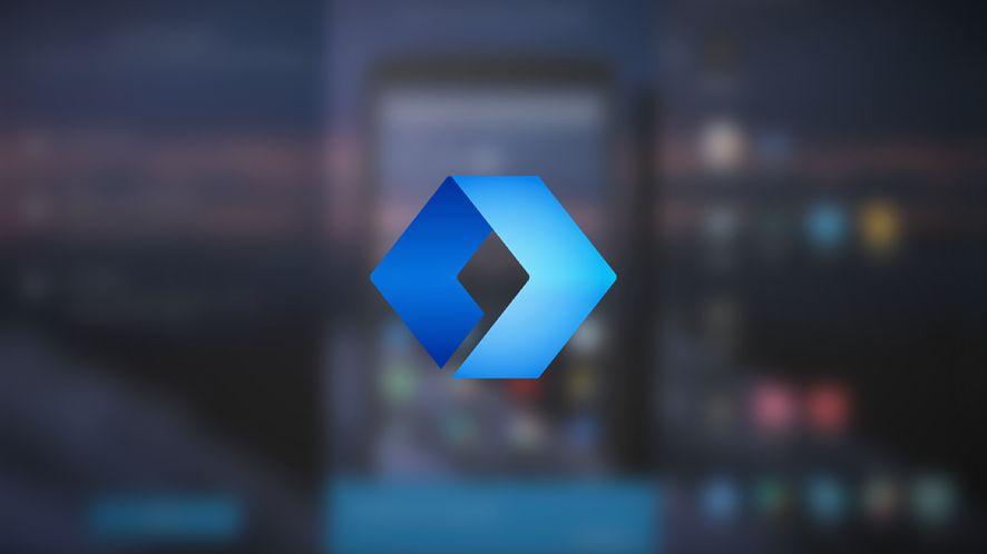 Microsoft Launcher 4.3: więcej ikon na pulpitach i w doku