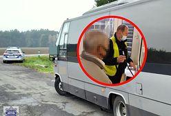 Opolskie. Pijany 71-latek przewoził autobusem pasażerów