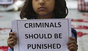 Kobiety w Indiach nie czują się bezpiecznie