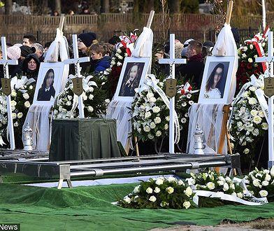 10 stycznia 2019 r., Koszalin. Uroczystości pogrzebowe ofiar pożaru w escape roomie