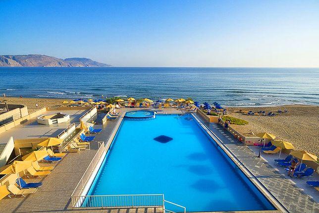 Świetne hotele z all inclusive na greckiej Krecie tanieją
