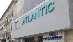 Warszawa. Pożegnanie z Atlantikiem. Kino dziękuje widzom za ćwierć wieku