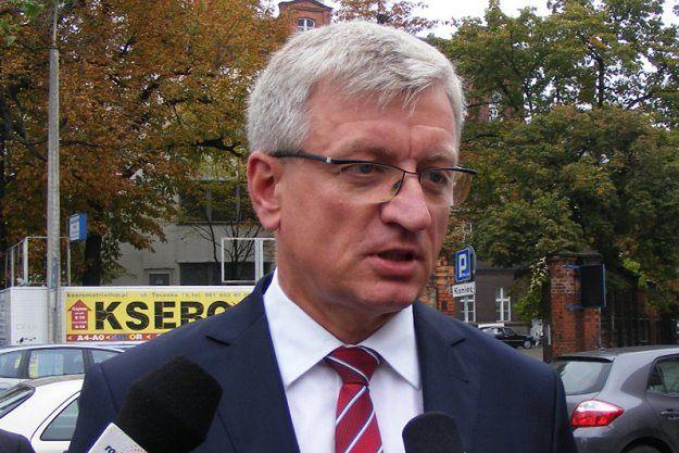 Jacek Jaśkowiak chce utrudnić wjazd do Poznania mieszkańcom innych miast