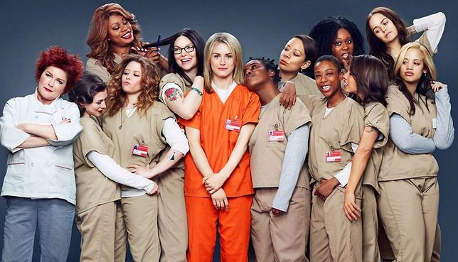 "Więźniarki z ""Orange is the new black"""