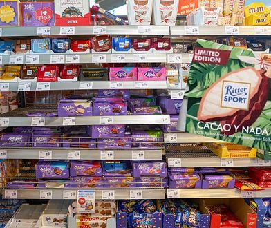 Czekolada bez cukru. Niemiecki urząd: bez cukru to może być batonik kakaowy