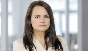 Swiatłana Cichanouska, kontrkandydatka Łukaszenki