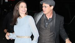 Angelina Jolie i Brad Pitt: szczęśliwi i zakochani