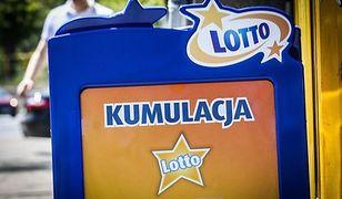 Kumulacja w Lotto rośnie. Pula zwiększyła się o milion zł