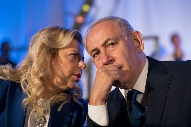 Sara Netanjahu z zarzutami. Żona premiera Izraela miała sprzeniewierzyć 94 tys. dolarów