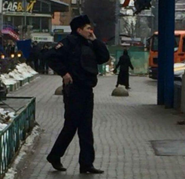 Trzymała głowę dziecka w ręku i krzyczała: jestem terrorystką. Horror w Moskwie