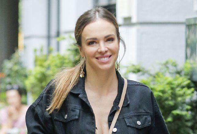 Ania Wendzikowska pokazała zdjęcie w basenie