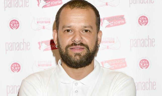 Michał Piróg trafił w weekend do szpitala