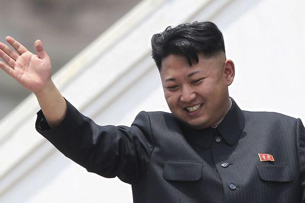Kim Dzong Un na zdjęciu z 2013 r.