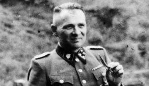Rudolf Höss - komendant KL Auschwitz