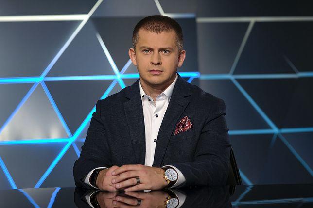 Piotr Mieśnik, redaktor naczelny Wirtualnej Polski