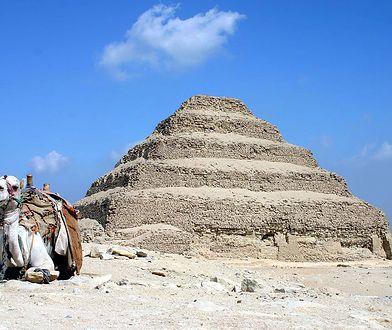 Polacy od 20 lat badają tereny niedaleko piramidy Dżesera
