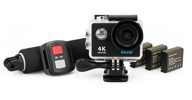 Na co zwrócić uwagę podczas zakupu kamery sportowej?