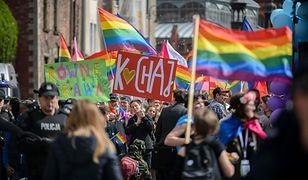 Marsze Równości odbyły się w całej Polsce