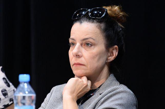 Agata Kulesza bierze rozwód. Właśnie odbyła się kolejna rozprawa